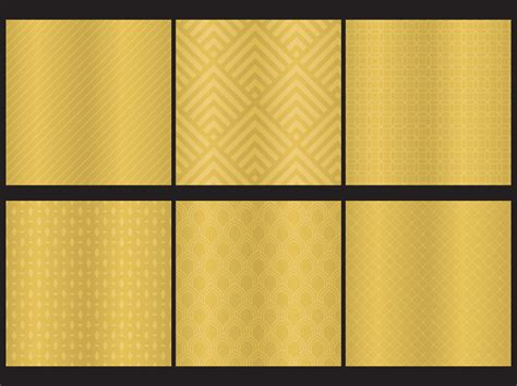 gold pattern graphic gold patterns vector art graphics freevector com