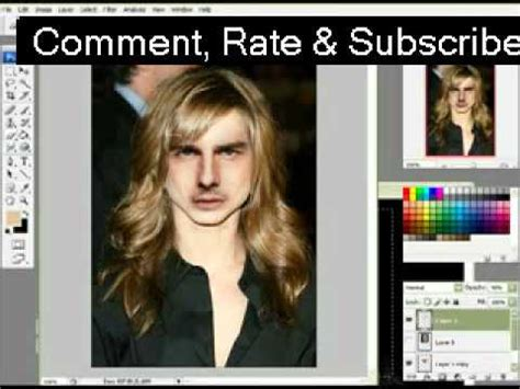 photoshop tutorial join a head with a body web design face swapping in photoshop tutorial put