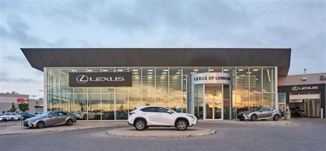 lexus dealership car dealer london on lexus of london lexus dealership