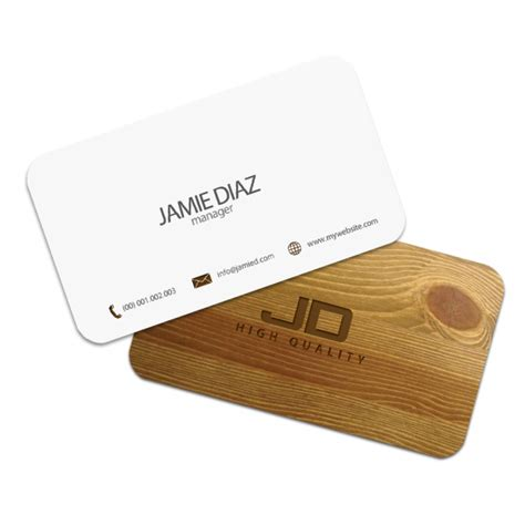 wood grain business card template 50 epic psd business card template files