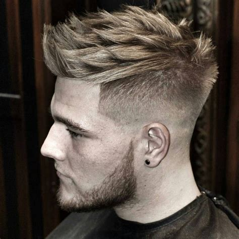 Friseur Schnitte Undercut Hairstyle For Men The Ultimate Guide On How To