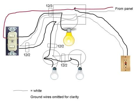 ceiling fan 3 way light switch wiring diagram get free