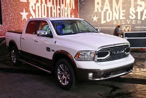 ram and ram shows two new trucks at the 2017 state fair of