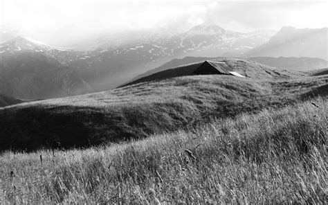 black and white mountain wallpaper black and white mountains nature europe alps wallpaper