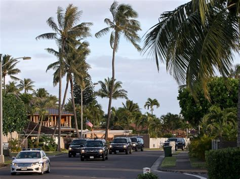 obamas house in hawaii obama in hawaii an inside look at the family s winter vacation abc news