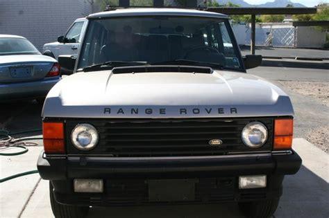best car repair manuals 1992 land rover range rover instrument cluster 1992rover 1992 land rover range rover specs photos modification info at cardomain