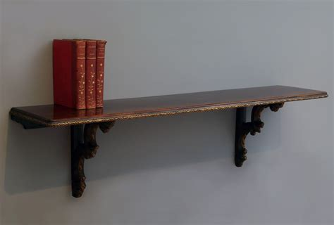 Antique Shelf by Antique Wall Shelf Georgian Wall Shelf Antique Shelves
