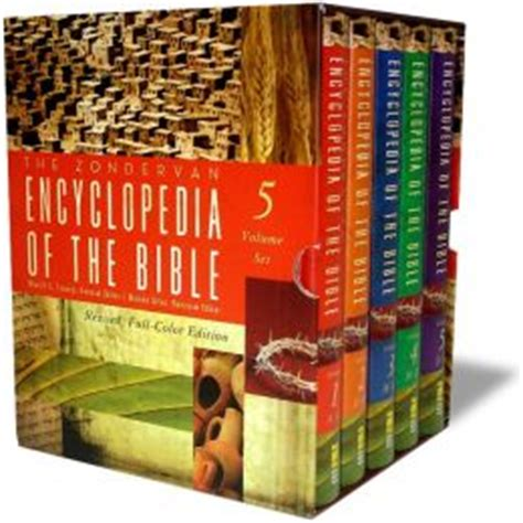 zondervan handbook to the bible fifth edition books the zondervan encyclopedia of the bible volume 1 revised