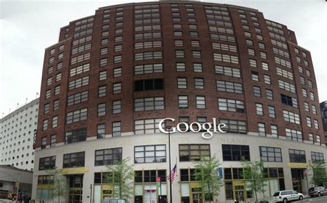 google offices in usa panoramio photo of google head office in manhattan new