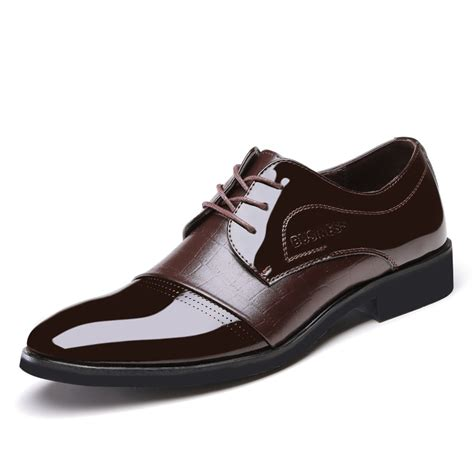 luxury oxford shoes 2016 business shoes luxury brand mens dress shoes