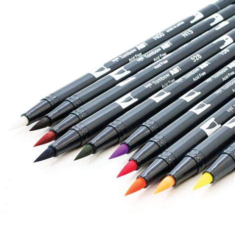 Drawing Markers by The Best Inking Pens For Drawing Comics Mostcraft