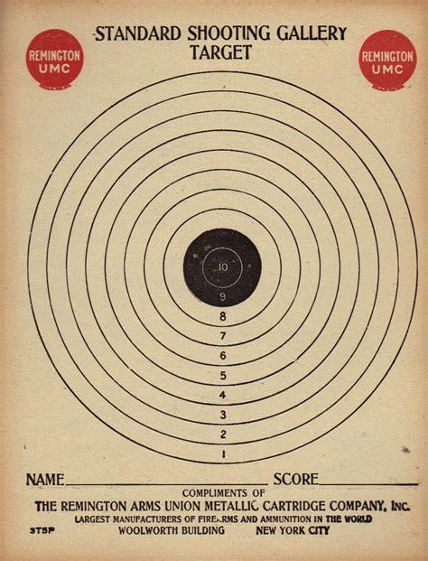 printable targets remington 187 remington 22 repeater targets gallery targets