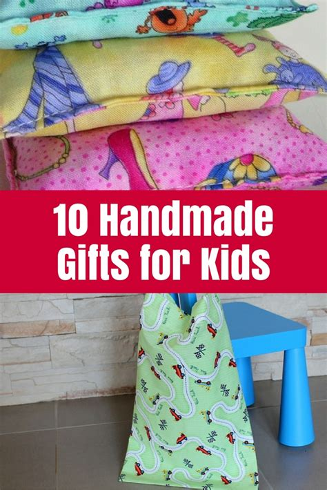 Handmade Gifts For Children - 10 handmade gifts for the crafty mummy