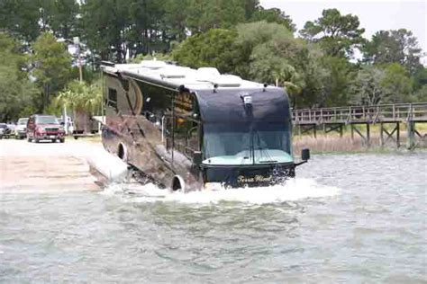boat and rv dealers can your new motorhome drive on water rv chat with ron