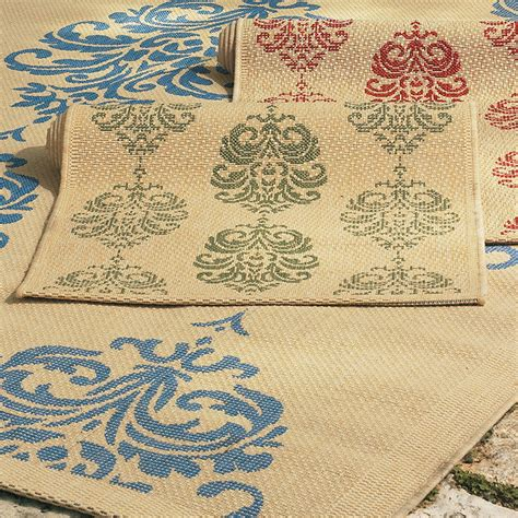 Ballard Design Outdoor Rugs Marrakesh Indoor Outdoor Rug