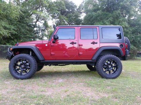 orange jeep wrangler unlimited for sale 2012 jeep wrangler unlimited for sale in orange park