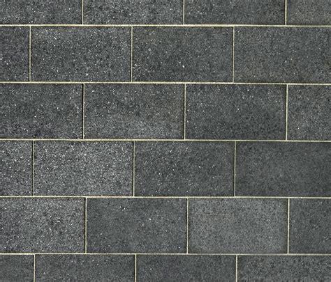 Modern Stone Wall Texture basalt schwarz geflammt naturstein platten von metten