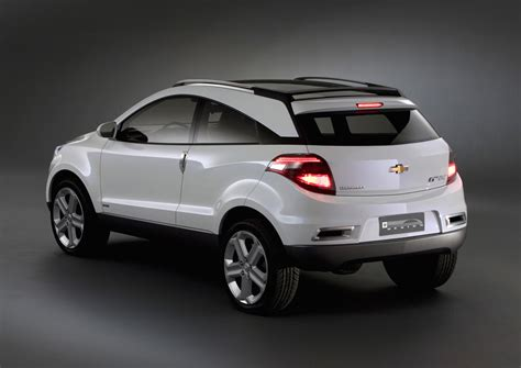 chevrolet crossover chevrolet gpix crossover coupe concept picture 10018