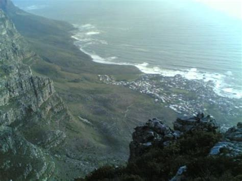 table mountain national park south africa picture of