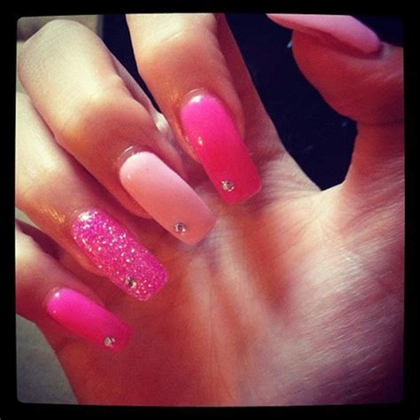 67 innocently pink nail designs photos