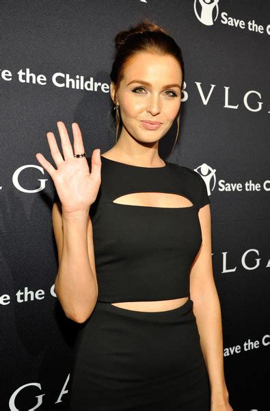 camilla luddington red carpet camilla luddington photos photos bvlgari and save the