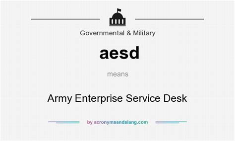 army enterprise service desk aesd army enterprise service desk in government