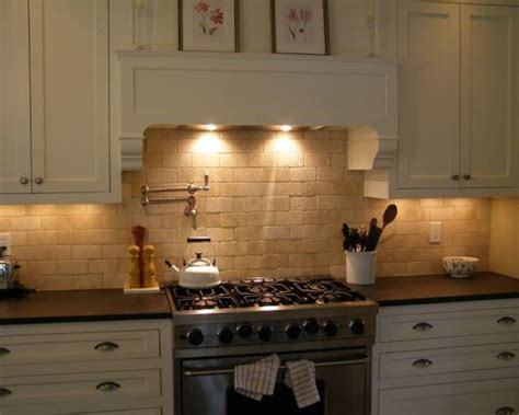 tumbled marble kitchen backsplash tumbled backsplash houzz