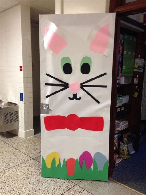 Easter Classroom Decorations by 160 Best Classroom Doors Images On