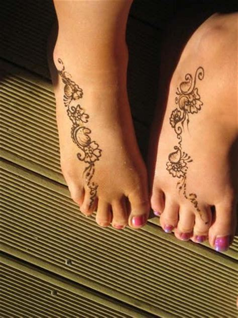 simple foot tattoo designs mehndi designs simple mehndi designs for
