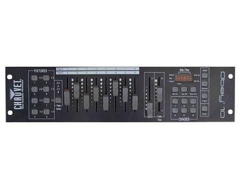 16 channel light controller obey 10 compact 16 channel dmx chauvet light controller