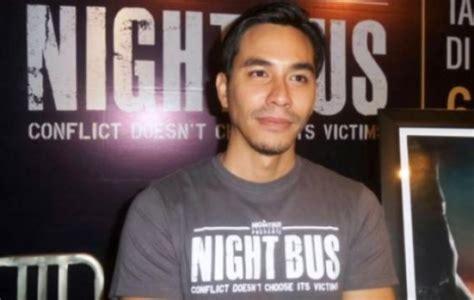 film night bus film night bus wujud mimpi darius sinathrya buat