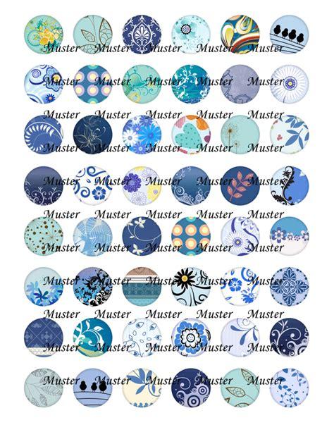Blau De Kündigung Vorlage Pdf Blaue Ornamente Pdf Druckvorlage F 252 R Cabochons Perlen
