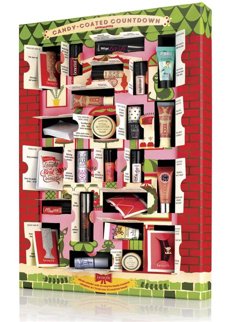 advent calendar makeup the best advent calendars for 2014