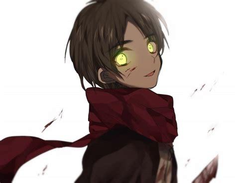 anime boy x male reader yandere eren x male reader x overpossesive jean 3 by