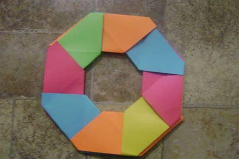 How To Make A Origami Pinwheel - transforming modular pinwheel