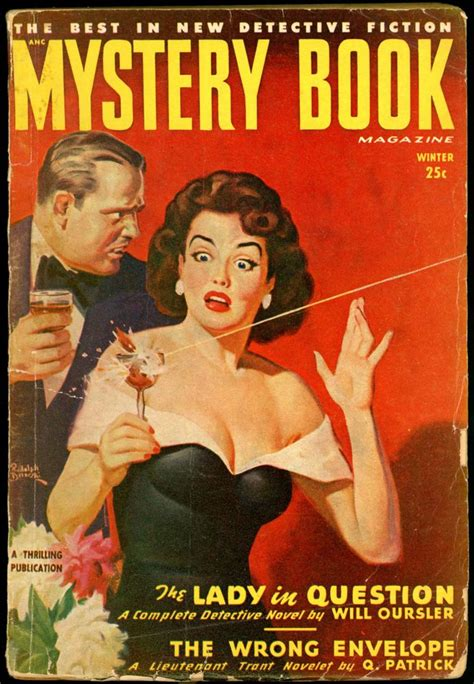 mystery company pickett mysteries volume 7 books mystery book magazine mystery book magazine winter 1949