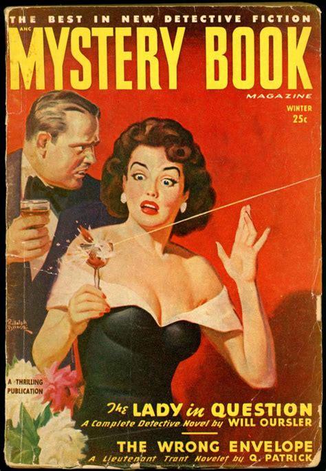 mystery company pickett mysteries volume 7 books mystery book magazine mystery book magazine winter 1949