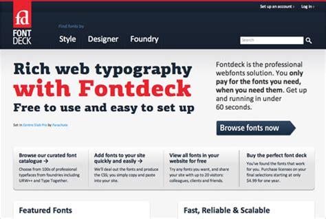 web design embed font review of popular web font embedding services smashing