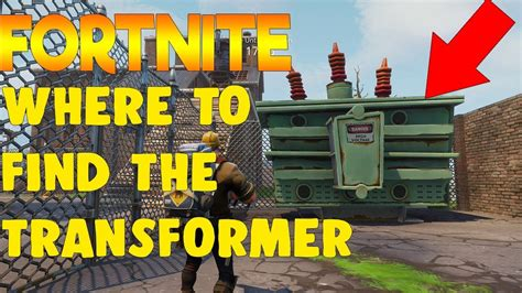 fortnite quests fortnite transformer daily quest guide