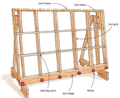 woodworking build a vertical panel saw plans pdf build your own panel saw finewoodworking