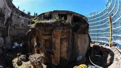 mausoleum  emperor augustus  rome  finally