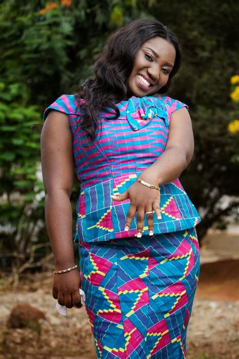 short kente styles 105 best images about trendy kente on pinterest