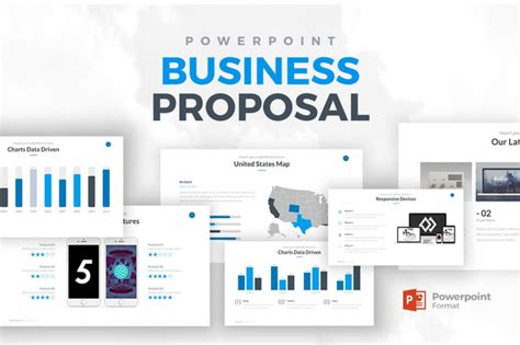 Business Proposal Powerpoint Presentation Templates On Creative Product Presentation