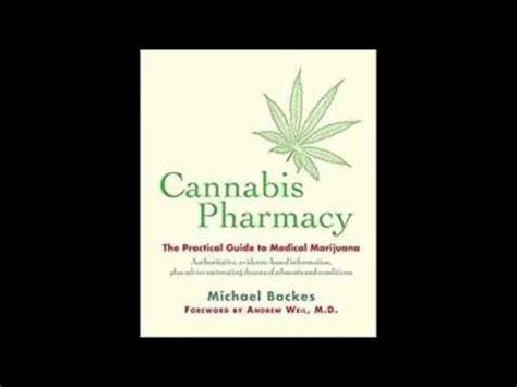 cannabis pharmacy the practical guide to marijuana revised and updated books free e book cannabis pharmacy the practical