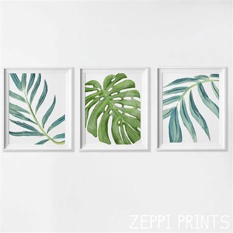 printable wall art sets beach art prints watercolor beach nursery art tropical