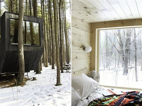 Getaway Cabins by Getaway House Tiny Cabins In The Woods Escape
