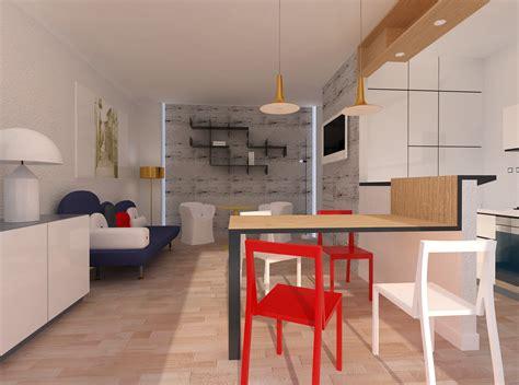 arredare soggiorno con cucina a vista arredare il soggiorno zona pranzo con cucina a vista