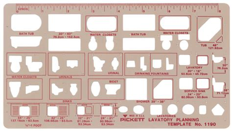 architectural templates chartpak pickett architectural templates blick materials