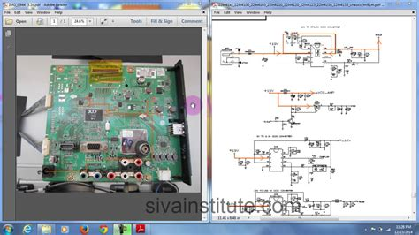 Ic Warna Tv Samsung how to check dead led tv motherboard step by step