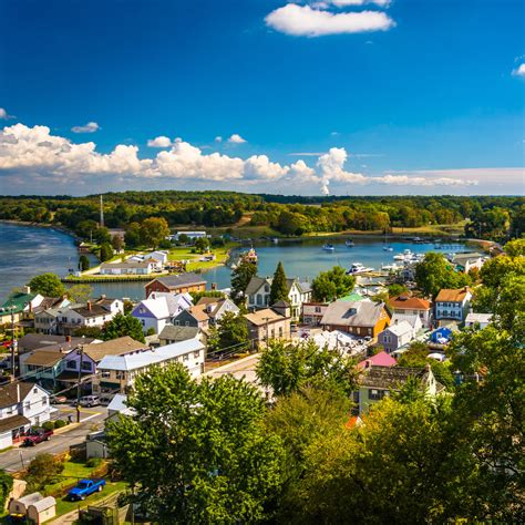 living on a boat in maryland 10 best small towns on the chesapeake bay coastal living